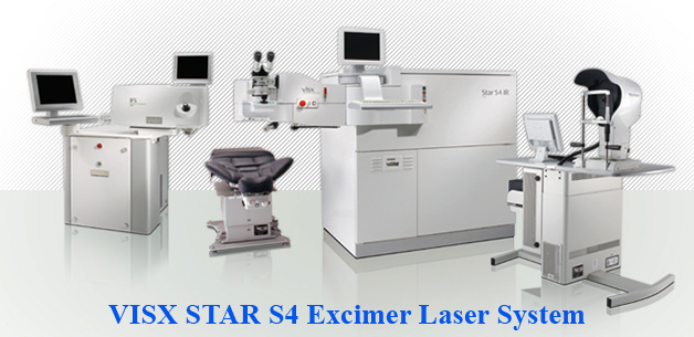 The VISX STAR S4 Excimer Laser System