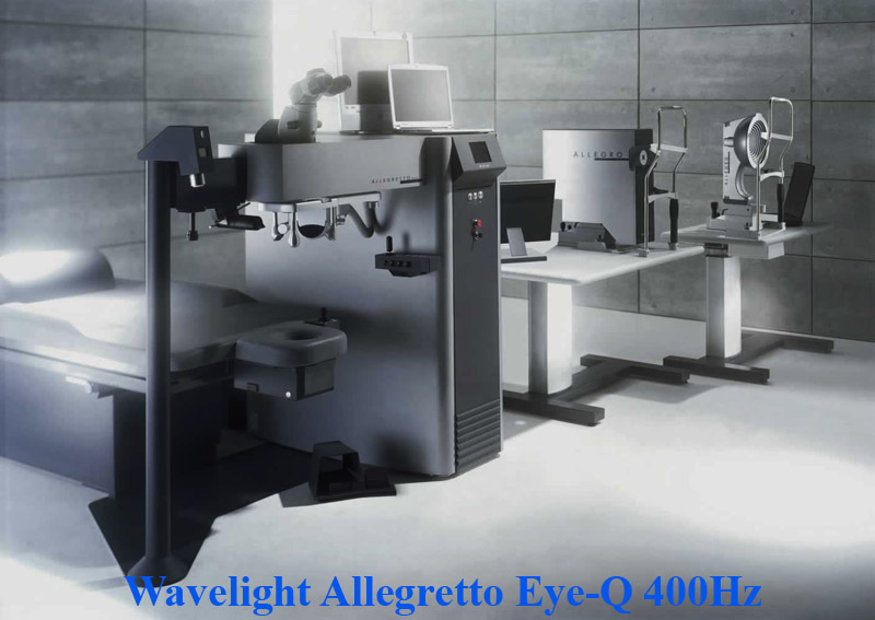 WaveLight® Allegretto Wave® Eye-Q Laser
